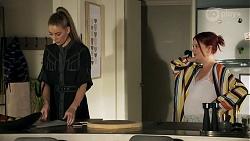 Chloe Brennan, Nicolette Stone in Neighbours Episode 8639