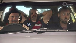 Karl Kennedy, Toadie Rebecchi, Kyle Canning in Neighbours Episode 8639
