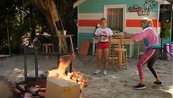 Roxy Willis, Amy Greenwood in Neighbours Episode 8641