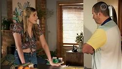 Mackenzie Hargreaves, Toadie Rebecchi in Neighbours Episode 8641