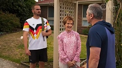 Kyle Canning, Susan Kennedy, Karl Kennedy in Neighbours Episode 8641