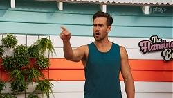 Aaron Brennan in Neighbours Episode 8641
