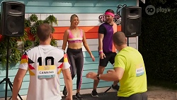 Kyle Canning, Amy Greenwood, Ned Willis, Toadie Rebecchi in Neighbours Episode 8641