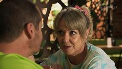 Toadie Rebecchi, Melanie Pearson in Neighbours Episode 8641
