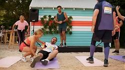 Amy Greenwood, Roxy Willis, Kyle Canning, Aaron Brennan, Karl Kennedy in Neighbours Episode 8641