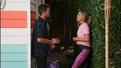Ned Willis, Amy Greenwood in Neighbours Episode 8642