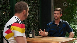 Kyle Canning, Ned Willis in Neighbours Episode 8642