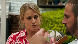 Roxy Willis, Kyle Canning in Neighbours Episode 8642