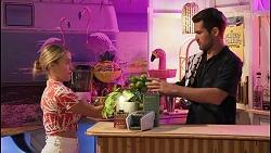 Roxy Willis, Ned Willis in Neighbours Episode 8642