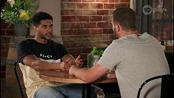 Levi Canning, Kyle Canning in Neighbours Episode 8642
