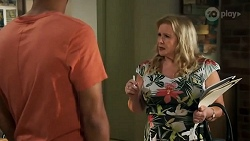 Levi Canning, Sheila Canning in Neighbours Episode 8643