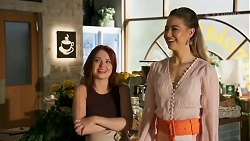 Nicolette Stone, Chloe Brennan in Neighbours Episode 8643