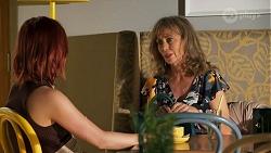 Nicolette Stone, Jane Harris in Neighbours Episode 8644