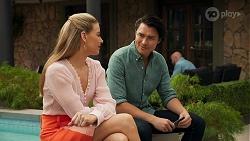 Chloe Brennan, Leo Tanaka in Neighbours Episode 8644