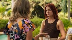 Jane Harris, Nicolette Stone in Neighbours Episode 8644
