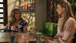 Jane Harris, Chloe Brennan in Neighbours Episode 8644