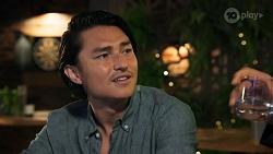 Leo Tanaka, Pierce Greyson in Neighbours Episode 8644