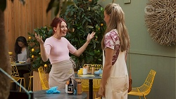 Nicolette Stone, Chloe Brennan in Neighbours Episode 8645