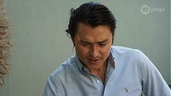 Leo Tanaka in Neighbours Episode 8645