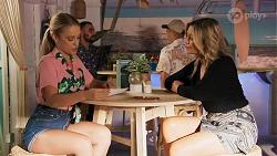 Roxy Willis, Amy Greenwood in Neighbours Episode 8646