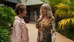 Susan Kennedy, Melanie Pearson in Neighbours Episode 8646