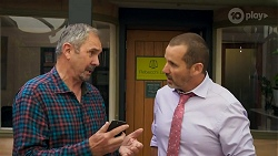 Karl Kennedy, Toadie Rebecchi in Neighbours Episode 8646