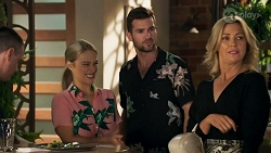 Roxy Willis, Ned Willis, Amy Greenwood in Neighbours Episode 8646