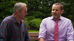 Karl Kennedy, Toadie Rebecchi in Neighbours Episode 8647
