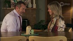 Toadie Rebecchi, Melanie Pearson in Neighbours Episode 8647