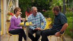 Susan Kennedy, Karl Kennedy, Toadie Rebecchi in Neighbours Episode 8647