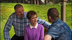Karl Kennedy, Susan Kennedy, Toadie Rebecchi in Neighbours Episode 8647
