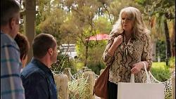 Karl Kennedy, Susan Kennedy, Toadie Rebecchi, Melanie Pearson in Neighbours Episode 8647
