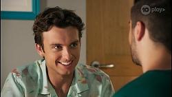 Jesse Porter, Curtis Perkins in Neighbours Episode 8647