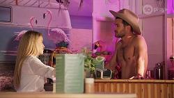 Roxy Willis, Ned Willis in Neighbours Episode 8648