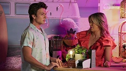 Jesse Porter, Amy Greenwood in Neighbours Episode 8648