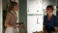 Chloe Brennan, Nicolette Stone in Neighbours Episode 8649