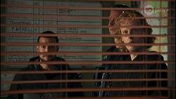 Mitch Foster 2, Nelson Ryker in Neighbours Episode 8649