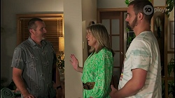Toadie Rebecchi, Melanie Pearson, Kyle Canning in Neighbours Episode 8651