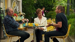 Karl Kennedy, Susan Kennedy, Kyle Canning in Neighbours Episode 8651