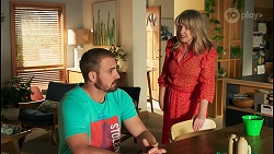 Kyle Canning, Melanie Pearson in Neighbours Episode 8651