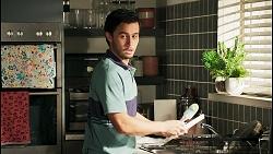 David Tanaka in Neighbours Episode 8651