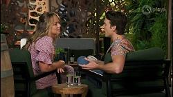 Harlow Robinson, Jesse Porter in Neighbours Episode 8652