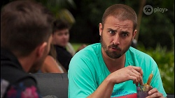 Ned Willis, Kyle Canning in Neighbours Episode 8652