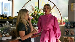 Roxy Willis, Amy Greenwood in Neighbours Episode 8652