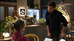Amy Greenwood, Ned Willis in Neighbours Episode 8652