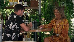 Ned Willis, Amy Greenwood in Neighbours Episode 8654