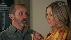 Toadie Rebecchi, Amy Greenwood in Neighbours Episode 8654