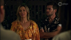 Toadie Rebecchi, Amy Greenwood, Ned Willis, Dipi Rebecchi in Neighbours Episode 8655