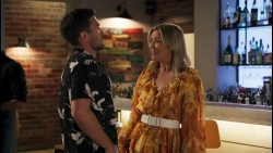 Ned Willis, Amy Greenwood in Neighbours Episode 8655