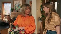 Melanie Pearson, Mackenzie Hargreaves in Neighbours Episode 8655